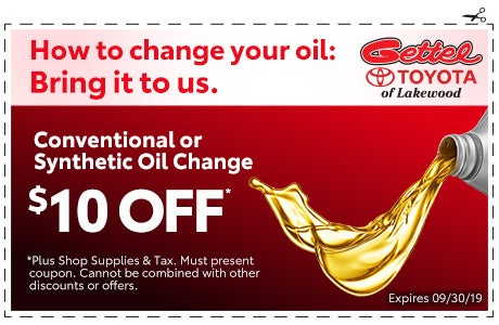 image regarding Printable Toyota Oil Change Coupons referred to as Toyota Assistance Promotions Bradenton, FL Toyota Sections